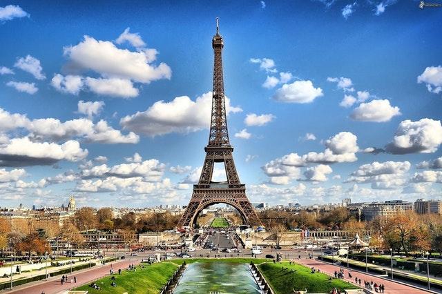Voyage à Paris des Terminales Bac Pro